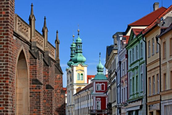 Городской исторический музей в Градце Кралове