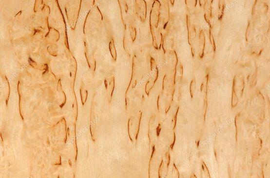 Текстура древесины карельской ели