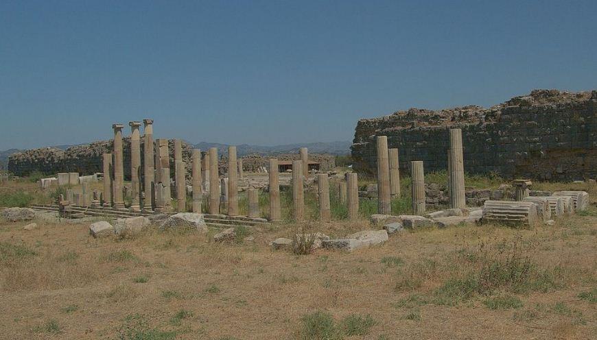 Храм Зевса Сосиполиса