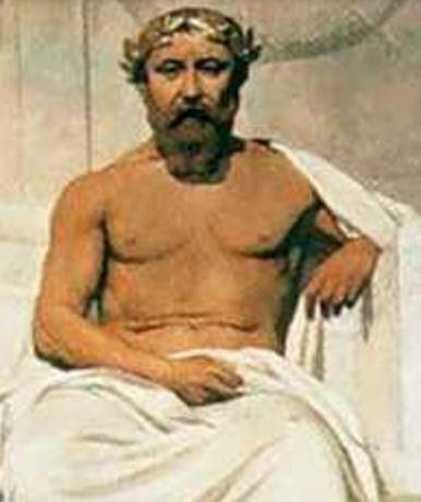 Фидий - скульптор и архитектор периода античности