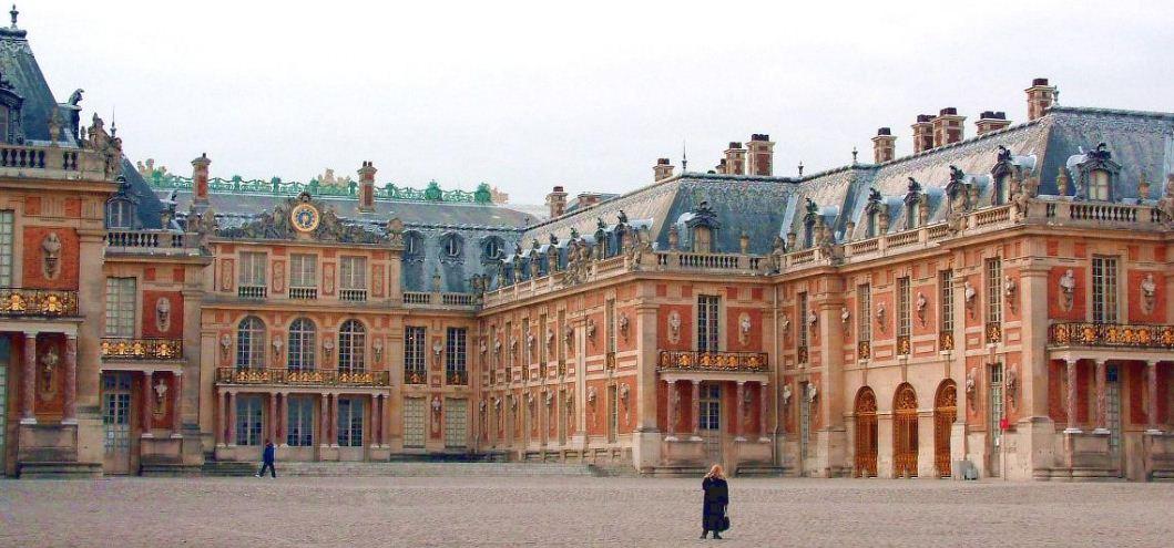 Версаль в Париже ( Франция).