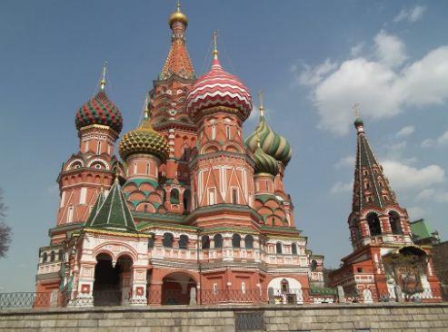 Покрова на Рву или собор Василия Блаженного