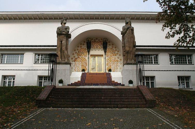 Дом Эрнста Людвига ( 1901 год)