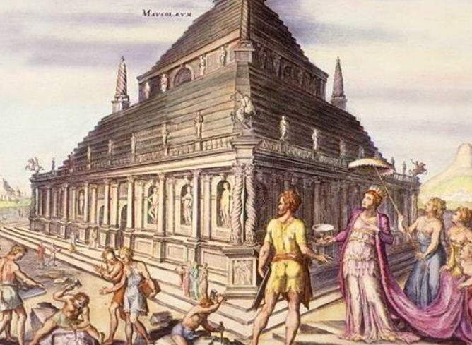 Галикарнасский Мавзолей