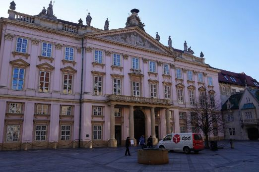 Епископский дворец в Братиславе