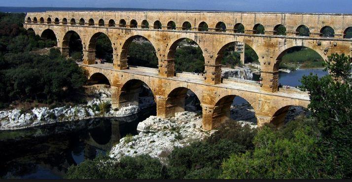 Древнеримский акведук