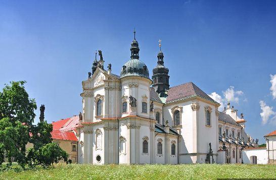 Монастырь Осек в Теплице