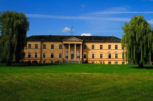 Замок Долна Крупа в Словакии