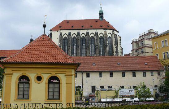 Церковь Богоматери Снежной в Праге