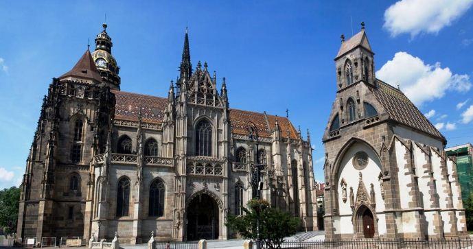 Кафедральный собор Святой Эльжбеты в Кошице