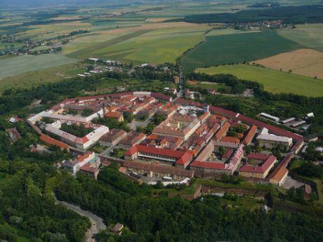 Город - крепость Йозефов ( Яромерж, Чехия).