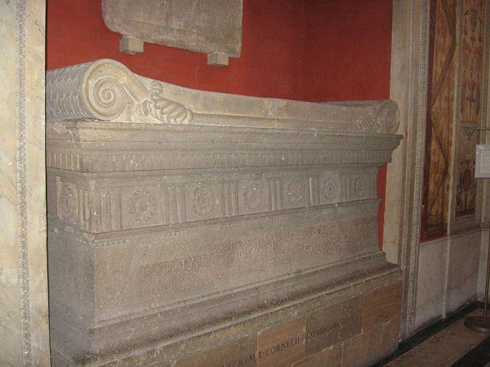 Саркофаг Сципиона Барбата