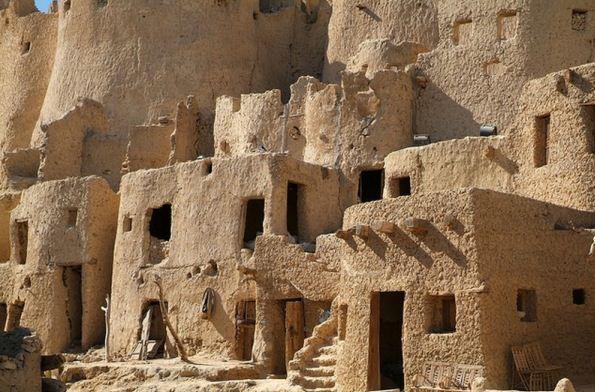 дома в египте