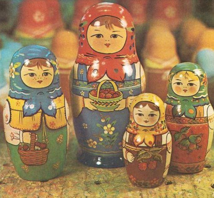 Авторская работа мастера Андреева ( 1980 год, Сергиев - Посад).