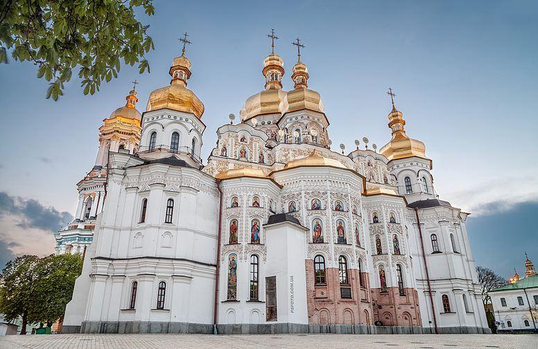 Успенский собор Киево - Печерской Лавры