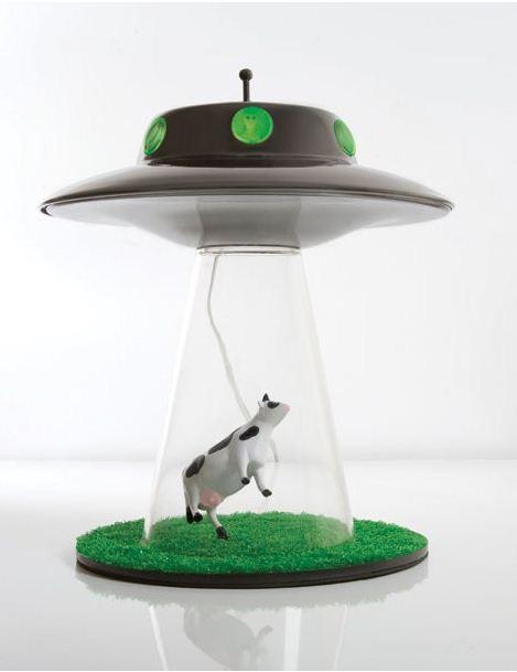 Лампа инопланетян-похитителей ( Alien Abduction Lamp).