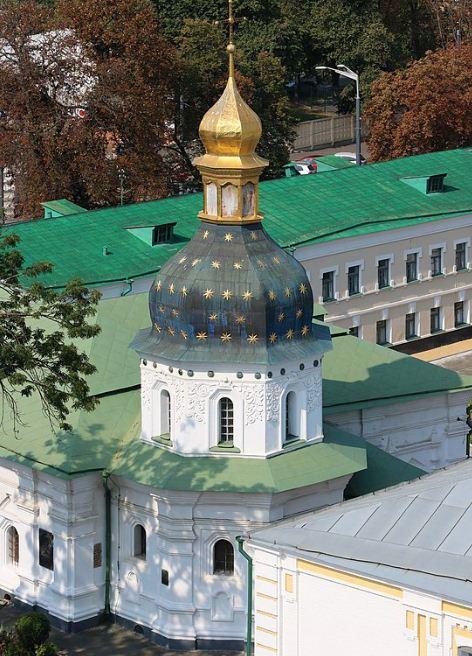 Церковь Святого Николая в Киево - Печерской Лавре