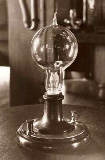 Лампочка Томаса Эдисона