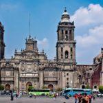 архитектура мехико