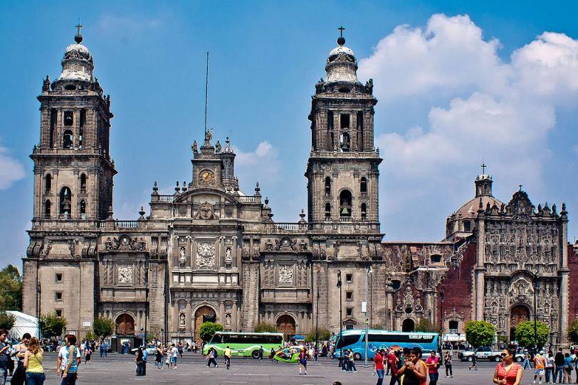 Кафедральный собор Успения Пресвятой Богородицы в Мехико