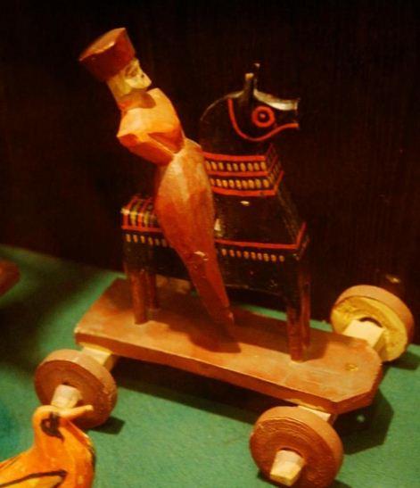 гороховецкая игрушка
