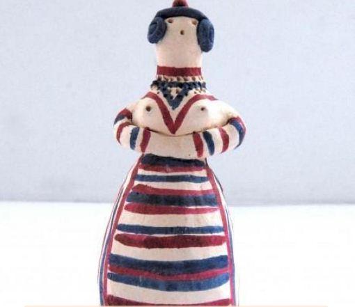 Чернышинская кукла ( автор - Н. Фролова).