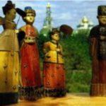 сергиевские куклы